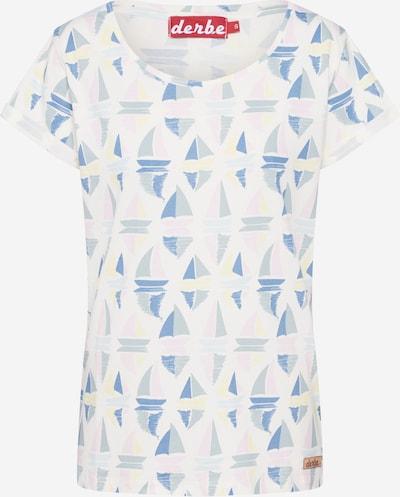Derbe Shirt 'Sail' in creme / mischfarben, Produktansicht