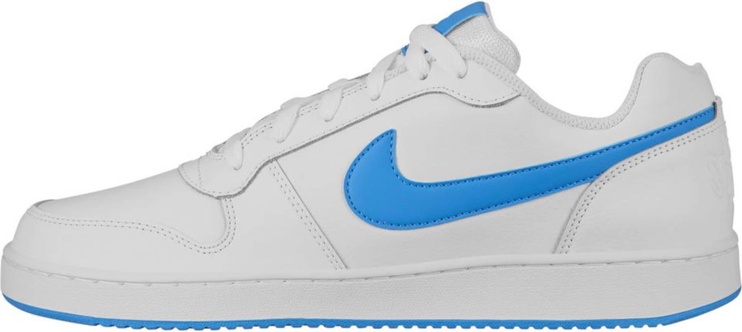 Nike Low' 'ebernon In Sneaker BlauWeiß Sportswear g7bf6yY