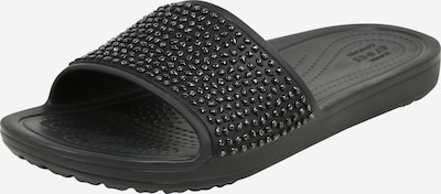Crocs Pantoletten 'Sloane Embellished' in schwarz, Produktansicht