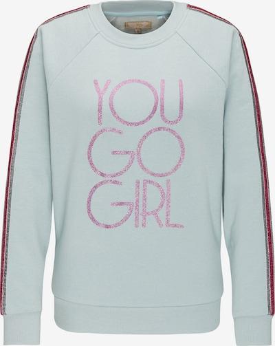 MYMO Sweatshirt in Opal / Pink, Item view