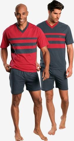 LE JOGGER Lühike pidžaama, värv hall
