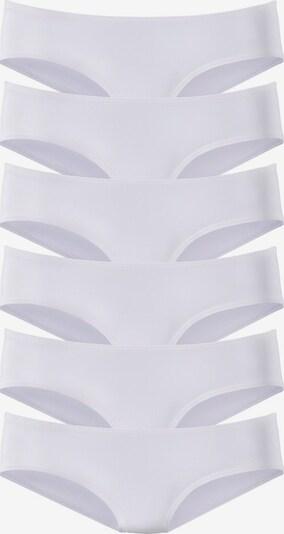 VIVANCE Hipster-Panty (6 Stck.) in weiß, Produktansicht