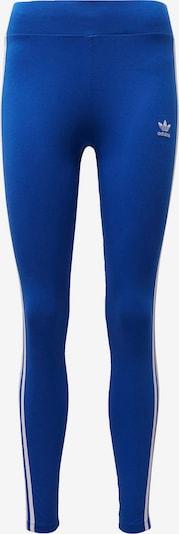 ADIDAS ORIGINALS Leggings in blau / weiß, Produktansicht