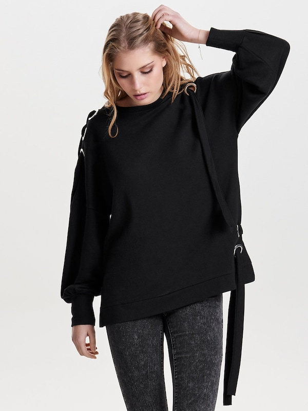 ONLY Detailreiches Sweatshirt