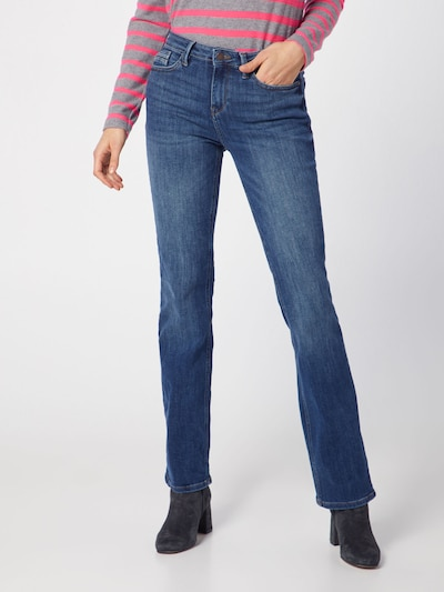 ESPRIT Jeans 'OCS MR Bootcut' in blue denim, Modelansicht