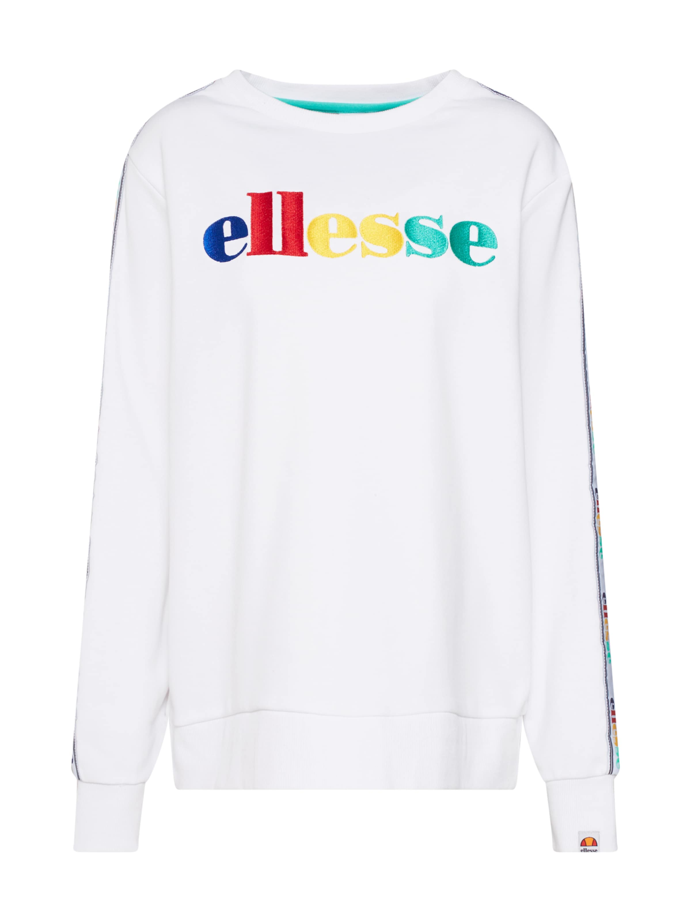 'ginny' Blanc En Ellesse Sweat shirt OkXPTwZilu