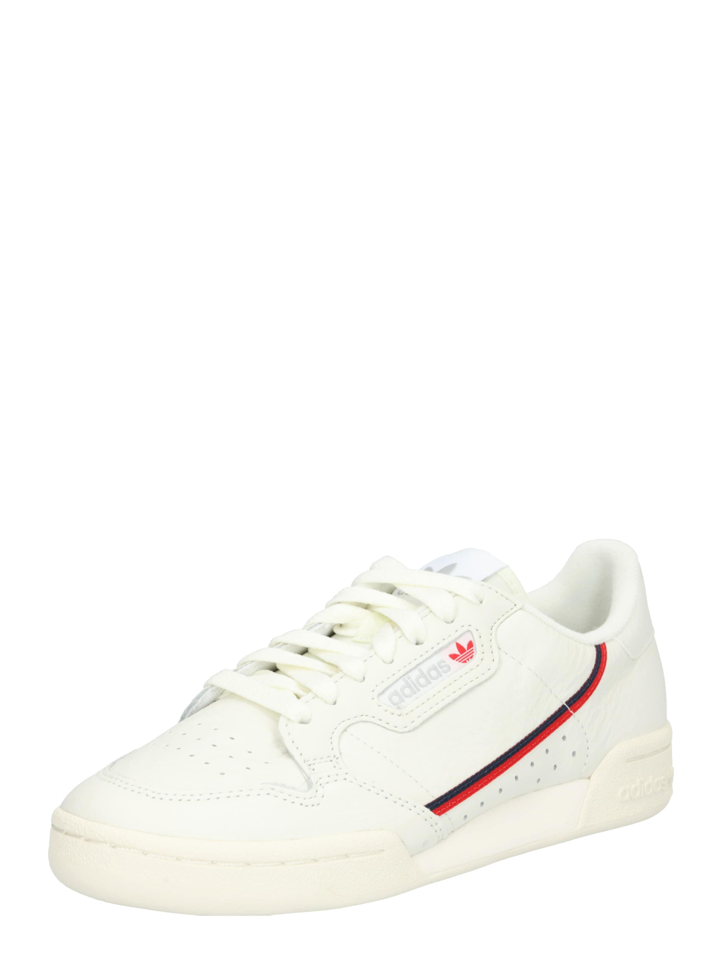 In 'continental RotSchwarz Sneaker Adidas 80' Offwhite Originals QdoWrEBCxe
