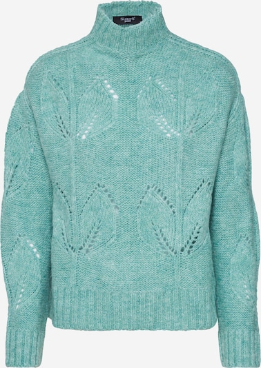 SISTERS POINT Pullover 'Maite' in mint, Produktansicht