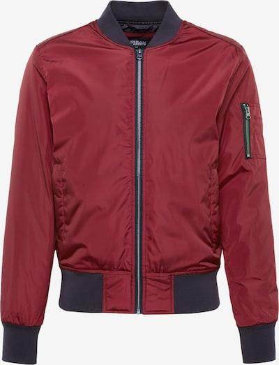 Urban Classics Prijelazna jakna u burgund, Pregled proizvoda