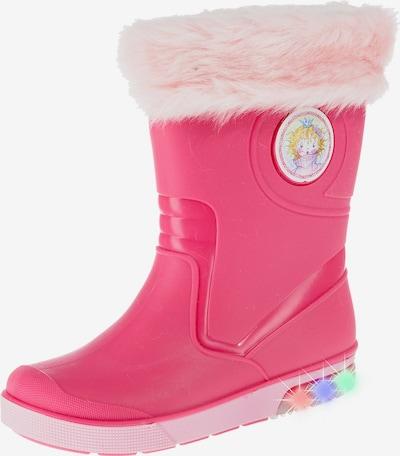 SPIEGELBURG Stiefel 'Prinzessin' in pink / altrosa / weiß, Produktansicht