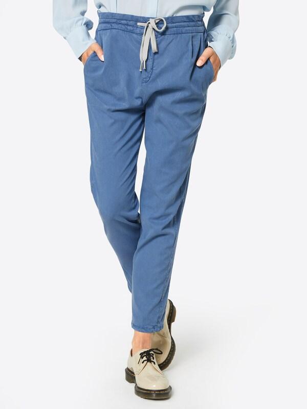 Drykorn Bleu À En Pantalon Pince 'level' 1JlFKc