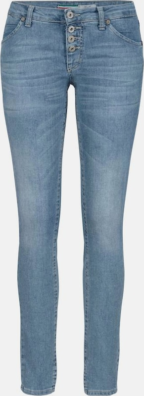 PLEASE 'P90' Skinny-fit-Jeans