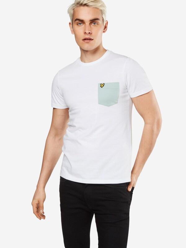 Lyle & Scott T-shirt Contrast Pocket