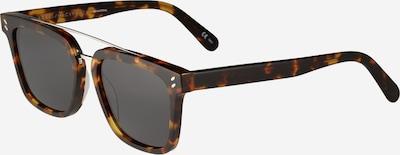 Stella McCartney Lunettes de soleil 'SC0136S 53 Sunglass MAN BIO ACETATE' en marron / gris, Vue avec produit