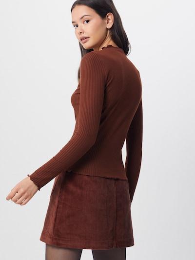 Megztinis 'EMMA' iš ONLY , spalva - rusva: Vaizdas iš galinės pusės