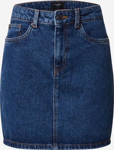 Vero Moda Petite Rok 'VMKATE' in de kleur Blauw denim, Productweergave