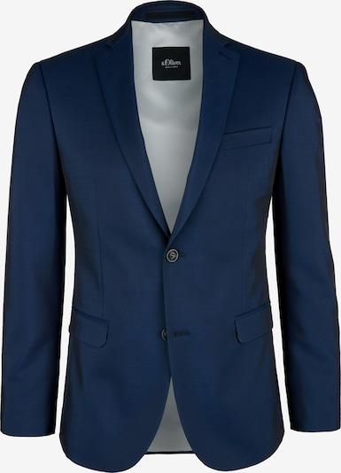 s.Oliver BLACK LABEL Sakko in blau, Produktansicht