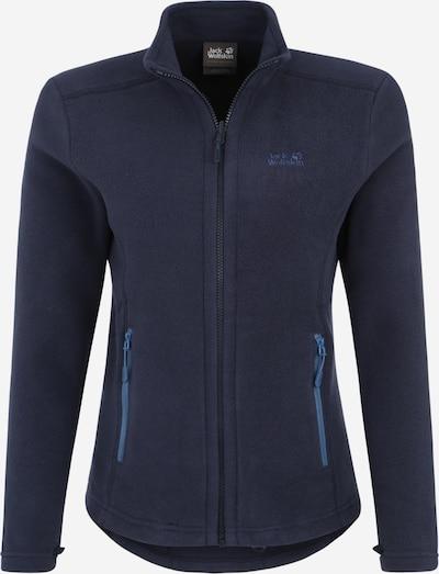 Jachetă  fleece 'Moonrise' JACK WOLFSKIN pe albastru noapte, Vizualizare produs
