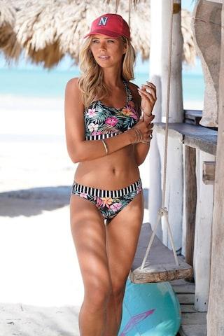 VENICE BEACH Bustier-Bikini-Top in Mischfarben