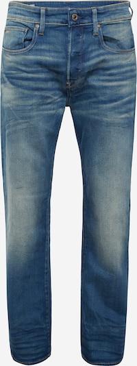 G-Star RAW Jeans '3301' in de kleur Blauw denim, Productweergave