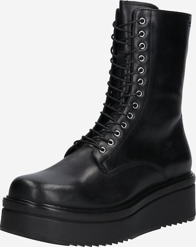 VAGABOND SHOEMAKERS Škornji z vezalkami 'Tara' | črna barva, Prikaz izdelka