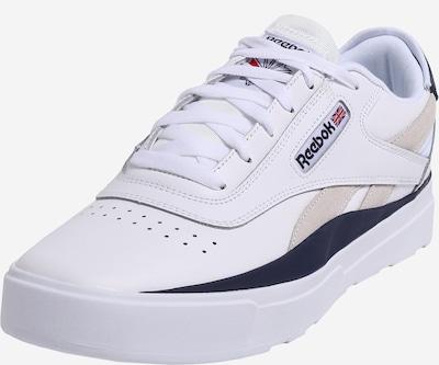 Reebok Classic Sneaker in beige / navy / weiß, Produktansicht