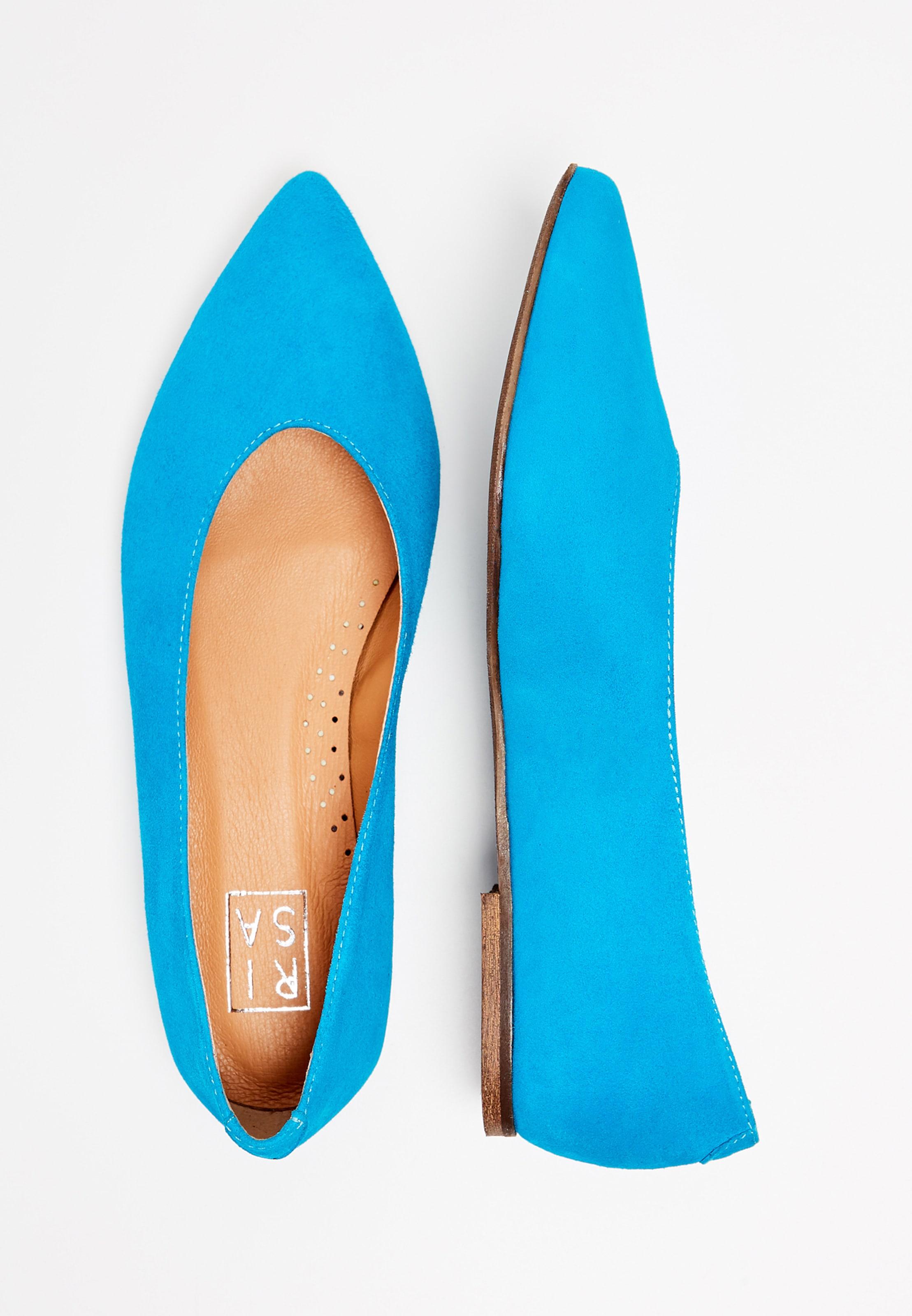 Risa Risa En Chaussons Chaussons En Bleu xBoWCdre