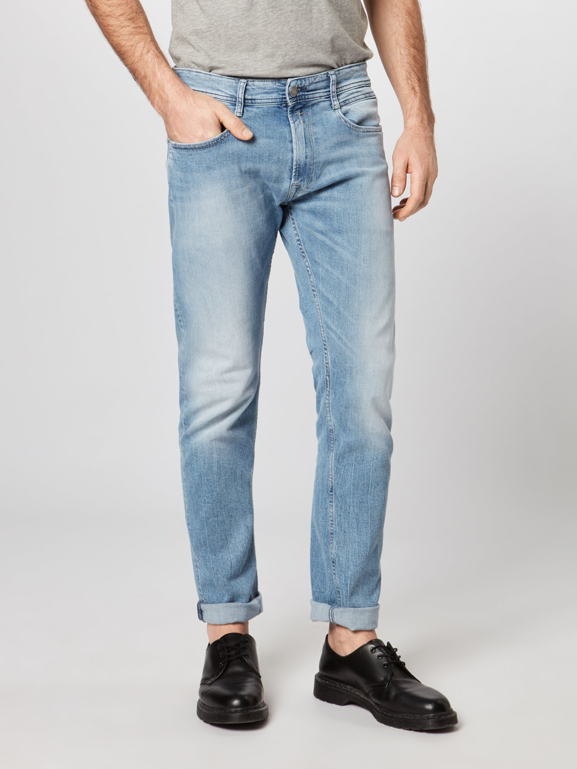 In Replay 'rob' Jeans Blue Denim yw0NOmnv8P