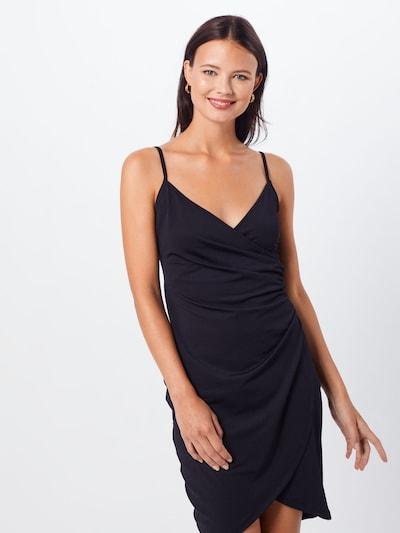 IVYREVEL Kleid in schwarz: Frontalansicht