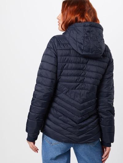 Sublevel Prehodna jakna | mornarska barva: Pogled od zadnje strani