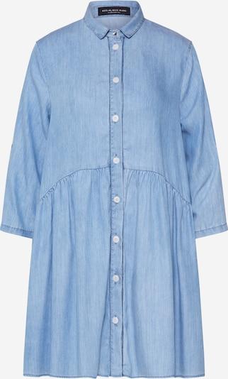 Rochie tip bluză REPLAY pe albastru, Vizualizare produs