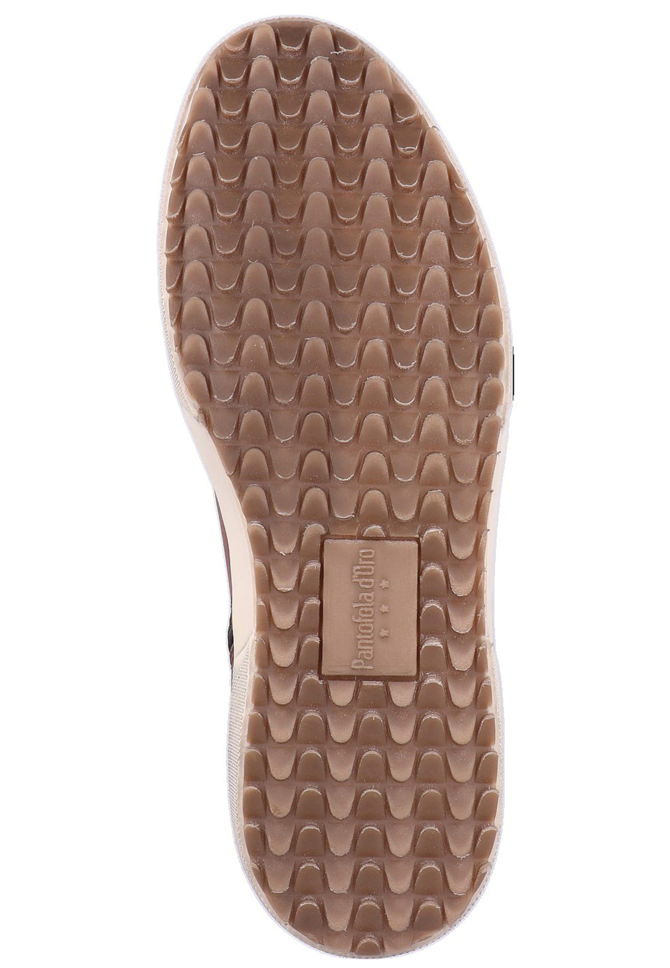 Sneaker In BraunDunkelbraun D'oro Pantofola 8On0kwPX