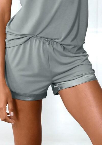 LASCANA LASCANA Shorts in grau: Frontalansicht