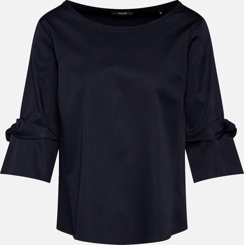 'flogo Opus Blouse Ros' In Donkerblauw LUVMjSzpGq