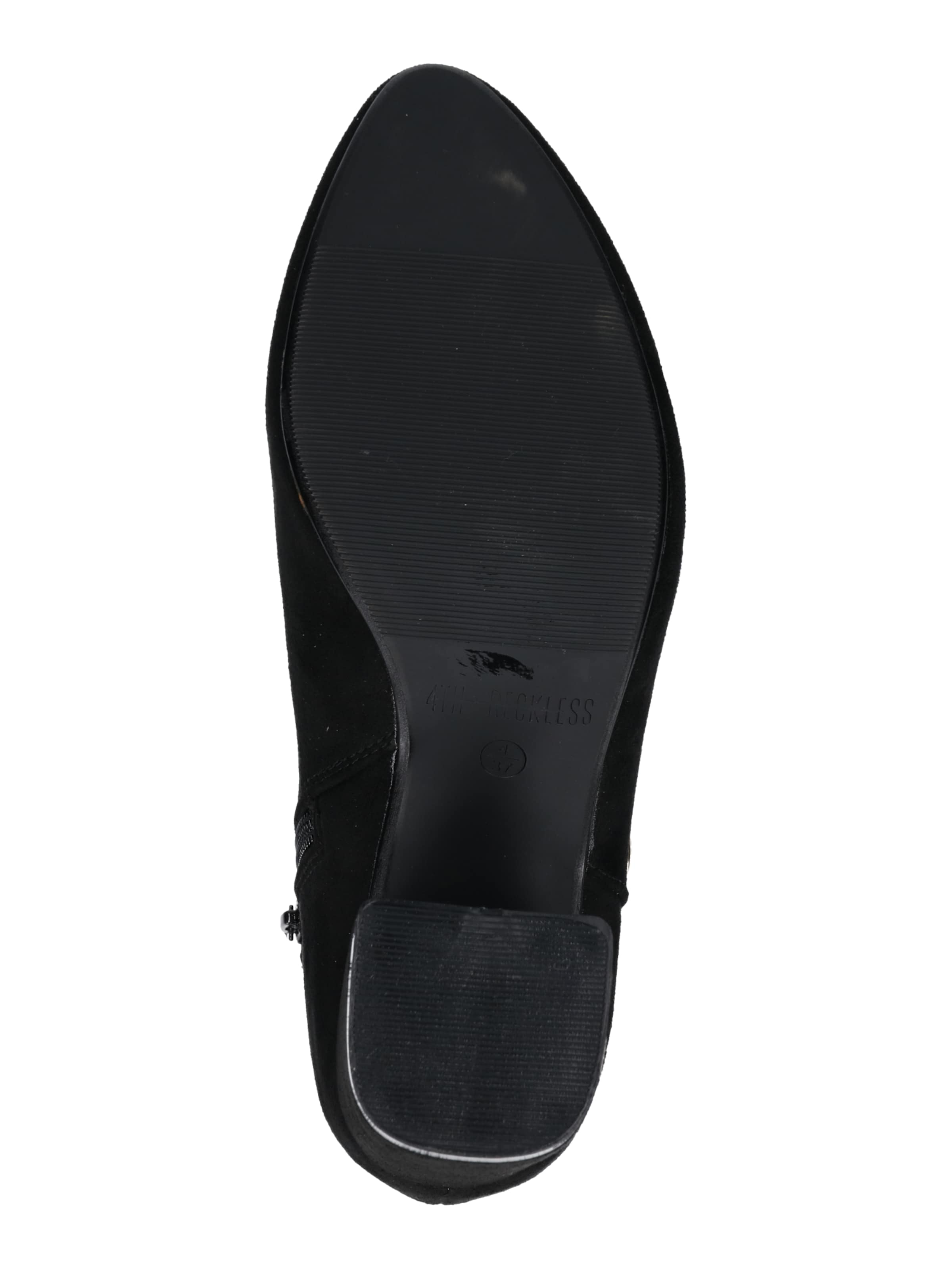 4thamp; 4thamp; 'leary' 'leary' In RecklessBottines RecklessBottines In Noir rsCxhQdt