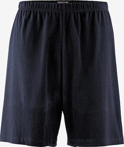 Jan Vanderstorm Pyjamabroek 'Malvik' in de kleur Nachtblauw, Productweergave