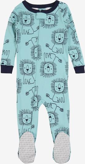 Carter's Overall in de kleur Turquoise / Donkerblauw, Productweergave