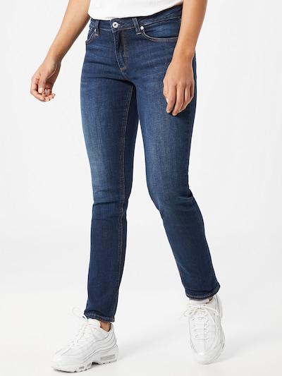 Q/S designed by Jeans 'Catie' in dunkelblau, Modelansicht