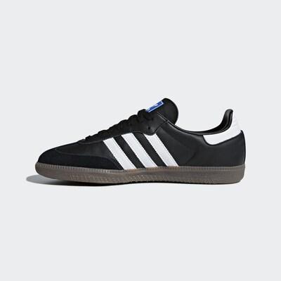 ADIDAS ORIGINALS Sneaker 'Samba Og' in schwarz / weiß, Produktansicht