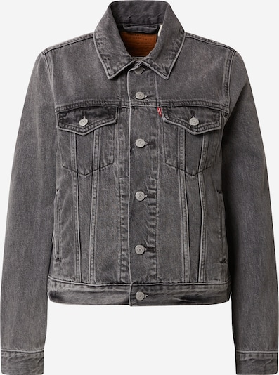 LEVI'S Jeansjacke in grey denim, Produktansicht
