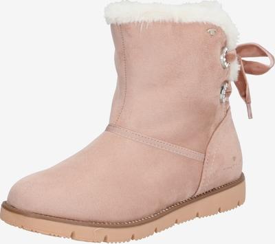 TOM TAILOR Snowboots in rosé, Produktansicht