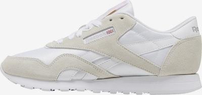 Reebok Classic Schuhe in beige / weiß, Produktansicht