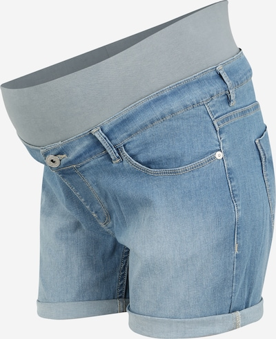Supermom Jeansshorts in blue denim, Produktansicht
