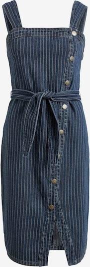 khujo Robe fourreau ' AVIGAIL ' en bleu, Vue avec produit