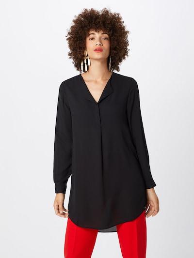 VILA Tunika u crna, Prikaz modela