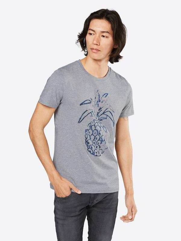 BOSS T-Shirt mit Print 'Tauno 1'