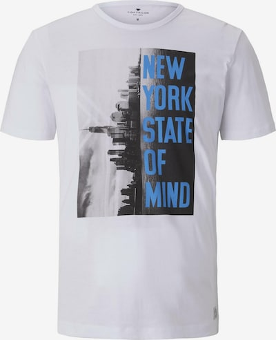 TOM TAILOR T-Shirt 'NYC' in weiß, Produktansicht