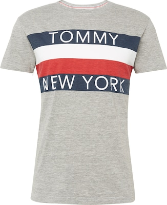 Tommy Jeans T-Shirt mit Logo-Print