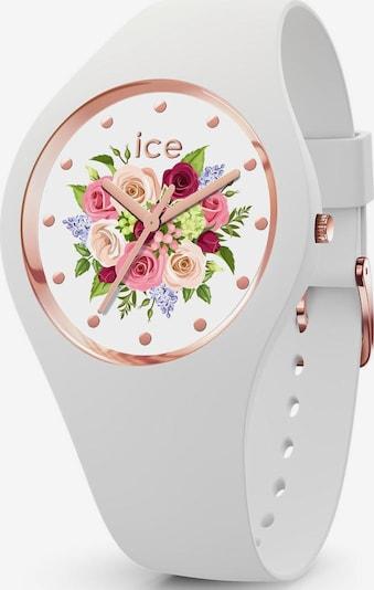 ICE WATCH ice-watch Quarzuhr »ICE flower, 017575« in weiß, Produktansicht