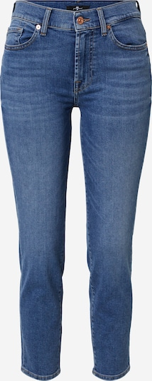 7 for all mankind Jeans 'ROXANNE ANKLE REASON' in de kleur Blauw denim, Productweergave